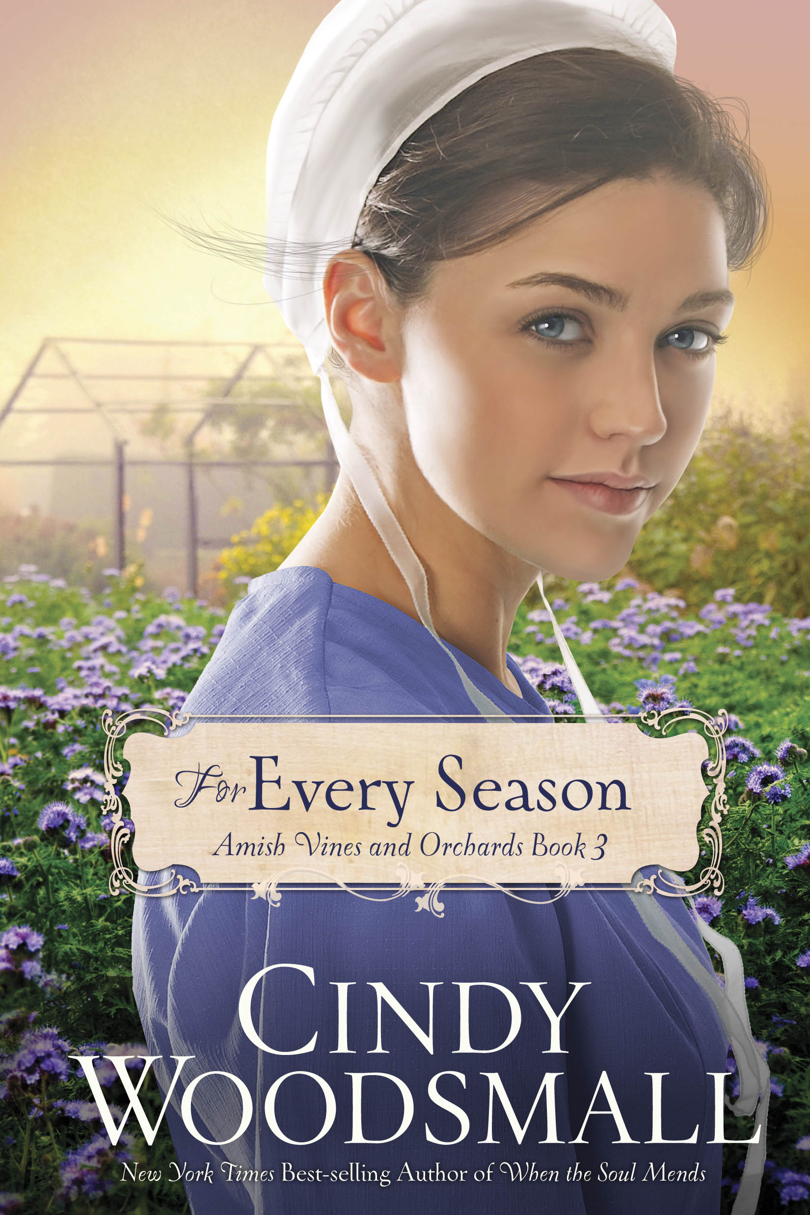 A List Of All Books By Best Selling Author Cindy Woodsmall