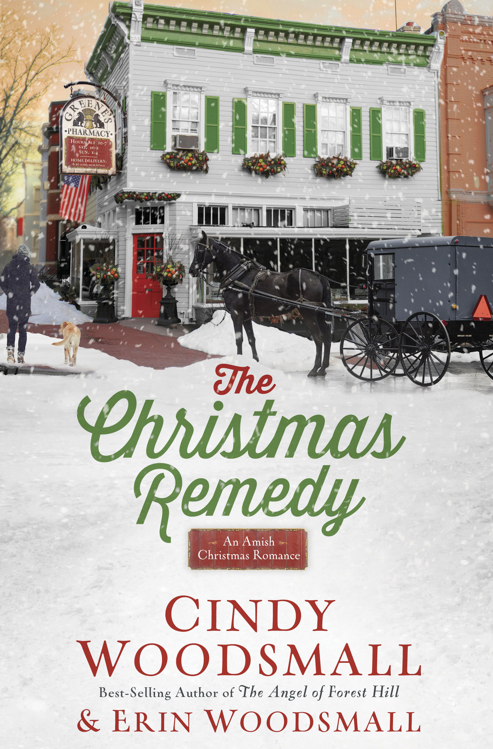 A list of all books by best-selling author Cindy Woodsmall