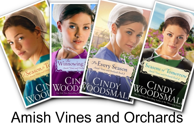 Amish and Bible Study, and a Giveaway | Cindy Woodsmall