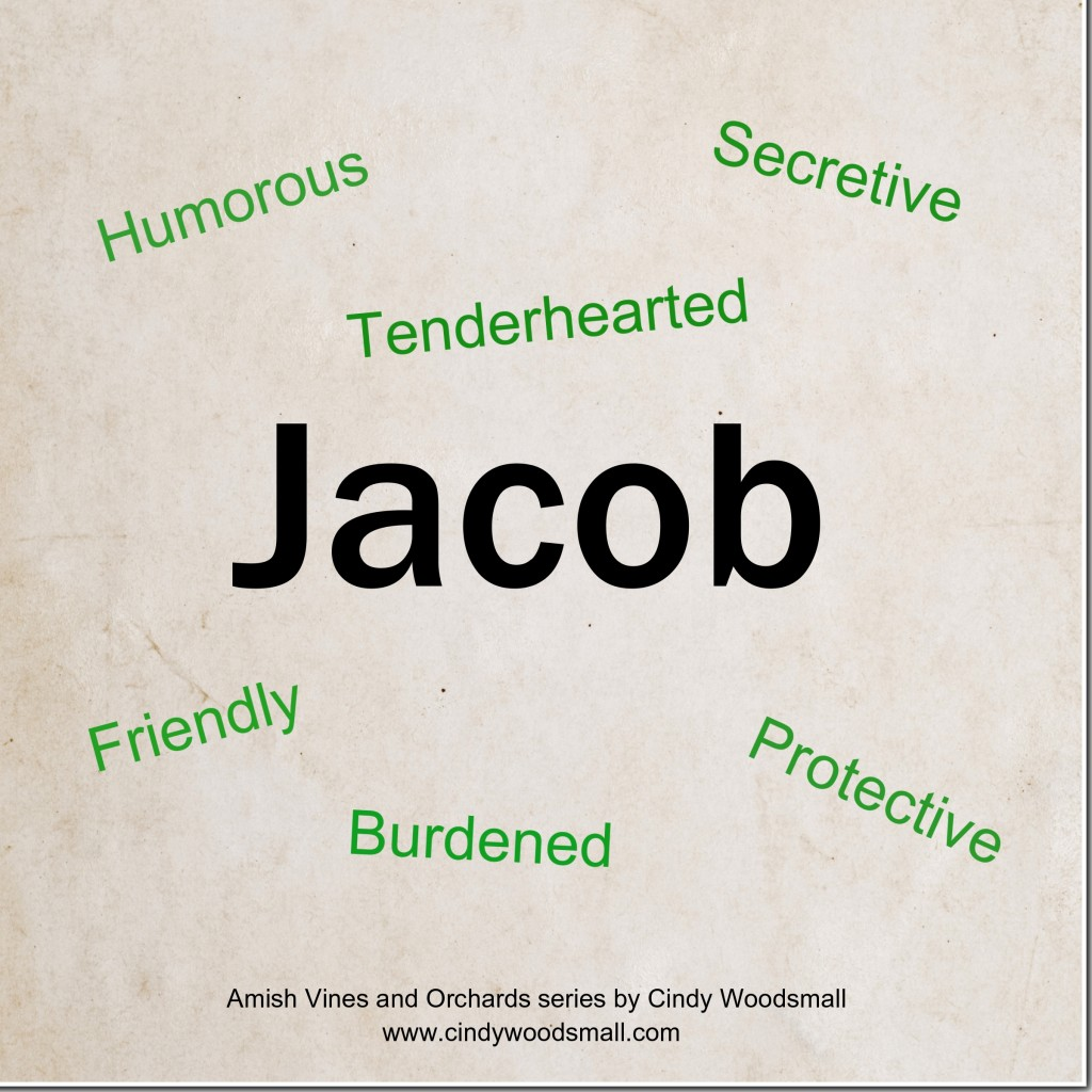 jacob character description