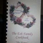 The Esh Family Cookbook