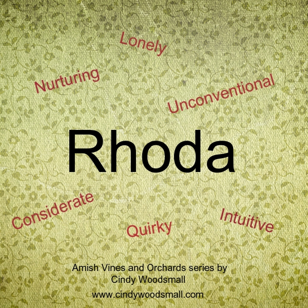 Rhoda character description