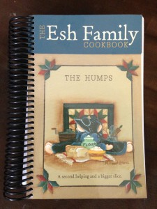 Esh Family Cookbook