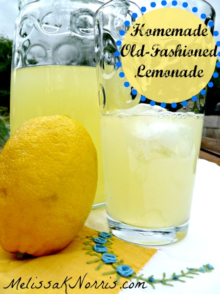 oldfashionedlemonade