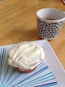 pumpkin cupcakes 2